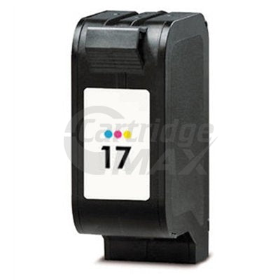 HP 17 Generic Colour Inkjet Cartridge C6625AA