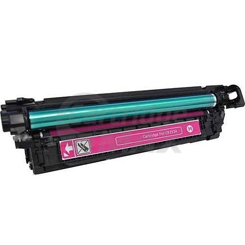 HP CE253A (504A) Generic Magenta Toner Cartridge - 7,000 Pages