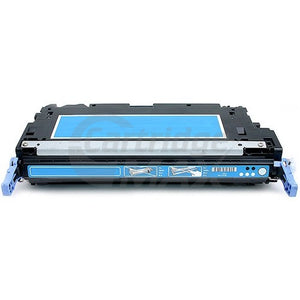 HP Q7581A (503A) Generic Cyan Toner Cartridge - 6,000 Pages