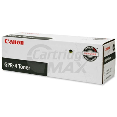 1 x Canon TG-16 (GPR-4) Black Original Toner Cartridge