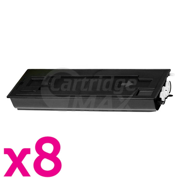 8 x Compatible TK-420 Toner Cartridge For Kyocera KM