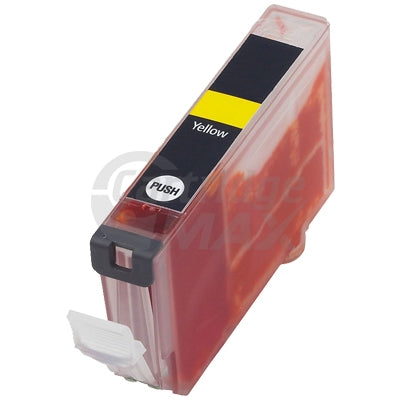 Canon CLI-8Y Generic Yellow Inkjet Cartridges (with Chip)