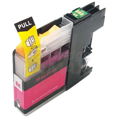 Brother LC-235XLM Generic Magenta High Yield Ink Cartridge