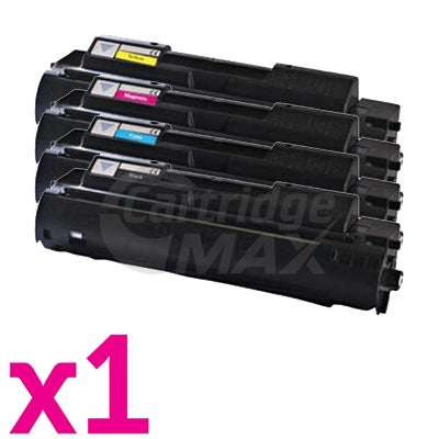 4 Pack Combo for Generic Canon EP-83Bk/C/M/Y Toner Cartridge (4 Carts)