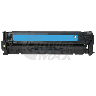 HP CC531A (304A) Generic Cyan Toner Cartridge - 2,800 Pages