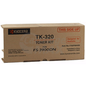 1 x Original Kyocera TK-320 Black Toner Cartridge FS-3900DN, FS-4000DN
