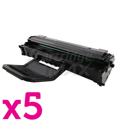 5 x Samsung ML-1610D2 Generic Black Toner Cartridge