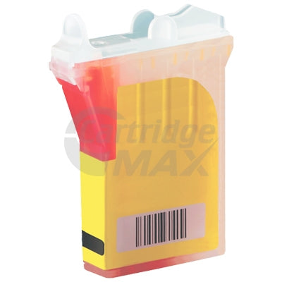 Generic Brother LC-800Y Yellow Ink Cartridge