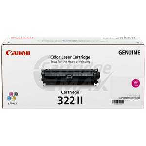 Canon Original Magenta High Yield Toner Cartridge (CART-322MII)