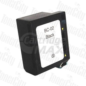 Generic Canon BC-02 Black Ink Cartridge