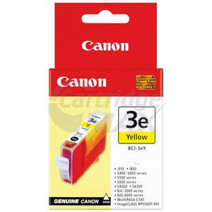 Original Canon BCI-3eY Yellow Ink Cartridge