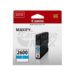 Canon PGI-2600C Original Cyan Ink Cartridge