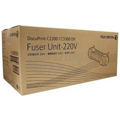 Fuji Xerox DocuPrint C2200, C3300dx Original Fuser Unit - 100,000 pages (EL300729)