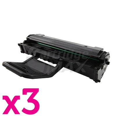 3 x Samsung ML-1610D2 Generic Black Toner Cartridge