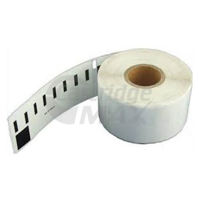 Dymo SD99010 / S0722370 Generic White Label Roll 28mm x 89mm - 130 labels per roll