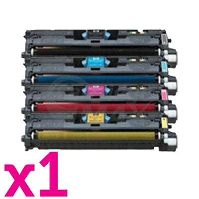 4-Pack Generic Laser Toner Cartridge Combo for Canon LBP 2410