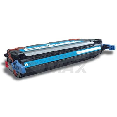 HP Q6461A (644A) Generic Cyan Toner Cartridge - 12,000 Pages