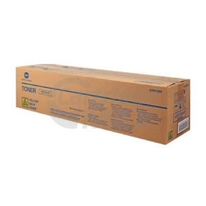 Konica Minolta BIZHUB C654 / C754 TN-711Y Original Yellow Toner Cartridge - 31,000 pages (A3VU-250)