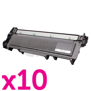 10 x Brother TN-2350 Generic Toner Cartridge