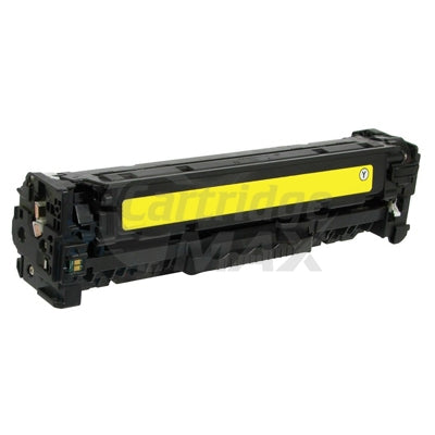 HP CF382A (312A) Generic Yellow High Yield Toner Cartridge - 2,700 Pages
