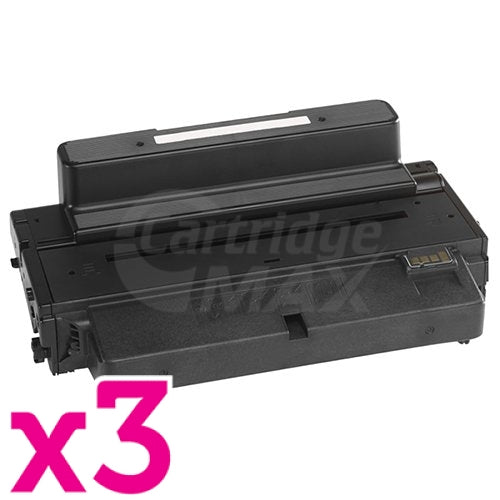 3 x Dell B2375DFW, B2375DNF Generic Toner Cartridge