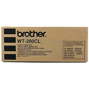 Original Brother Waste Toner Bottle WT-200CL