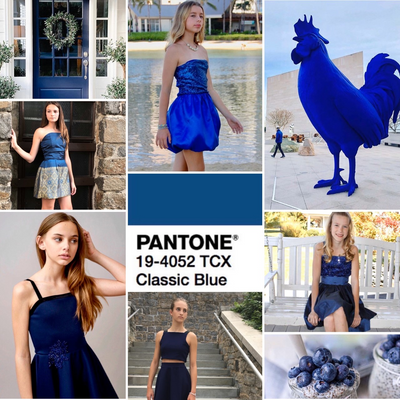 Classic Blue - Color of the Year