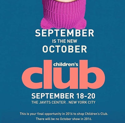 ENK Children's Club Show in Javits Center NYC September 18-20