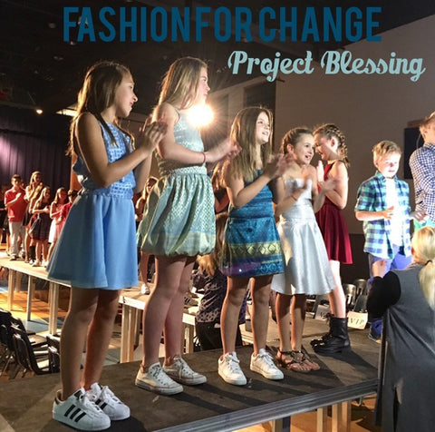 "Stanwich School - Greenwich CT's ""Fashion for Change"" Fundraiser for Project Blessing: Rwanda, January 21st"