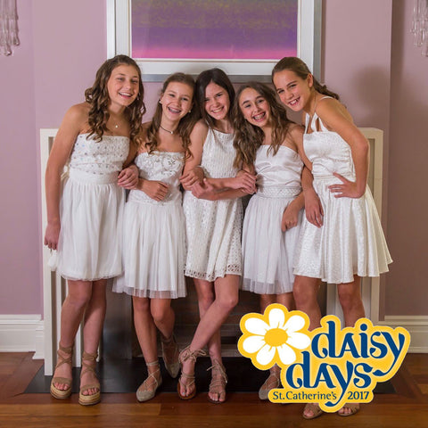Daisy Days Spring Carnival and Boutique Shops at St. Catherine's School - Richmond VA, April 28th-29th