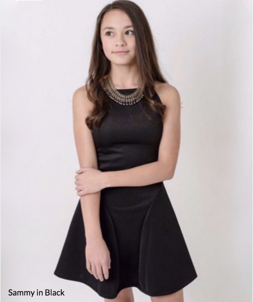 Black Dresses For Juniors Tween Teen Black Dresses By Stella M