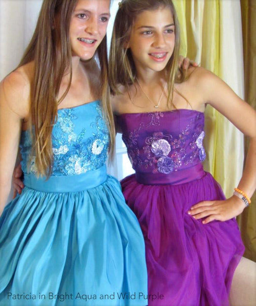Formal Dresses For Juniors Teens Fancy Dresses For Girls 7 16