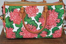 Load image into Gallery viewer, Dooney & Bourke Floral Hand Bag