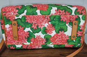 Dooney & Bourke Floral Hand Bag