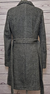 Black and White EXPRESS Coat M