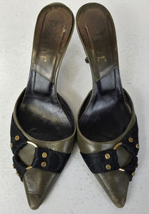 Christian Dior TR0303 Heels - Size 6.5