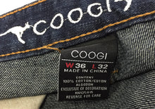 Load image into Gallery viewer, Men's COOGI AUSTRALIA Jeans - 36