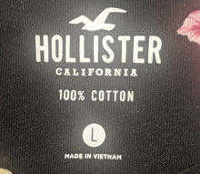 Load image into Gallery viewer, Pair of Hollister Floral Print Shirts L