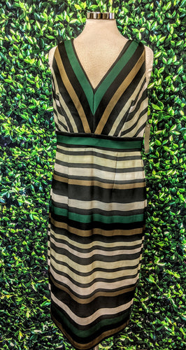 New York & Co. Eva Mendes Striped Dress