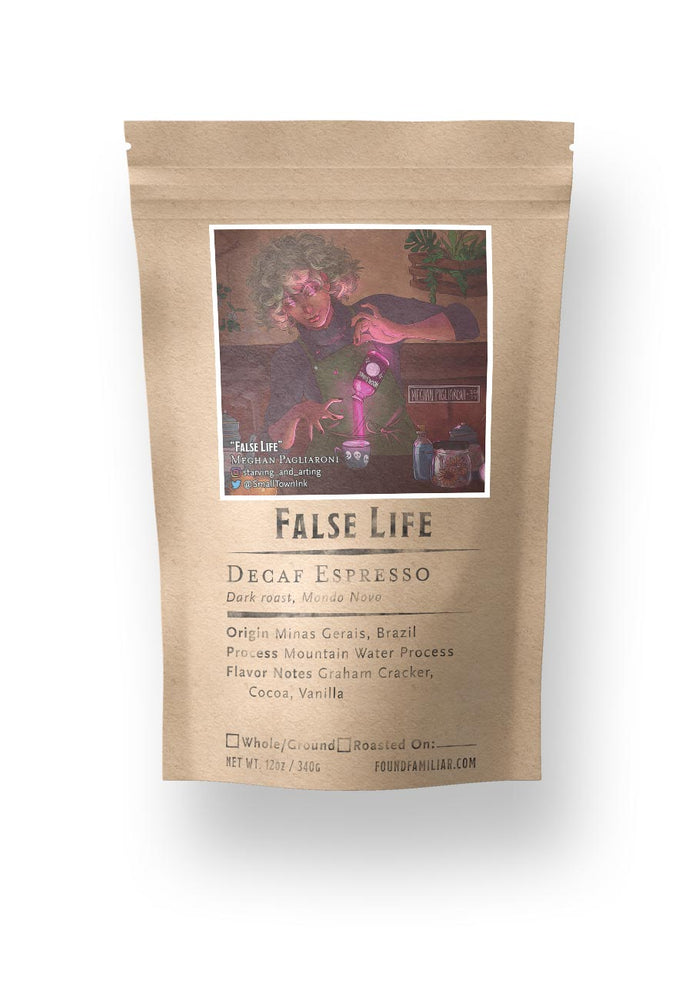 False Life - Decaf Espresso