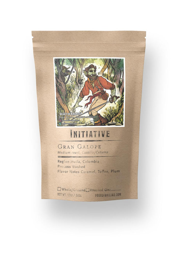 Initiative - Colombia Gran Galope