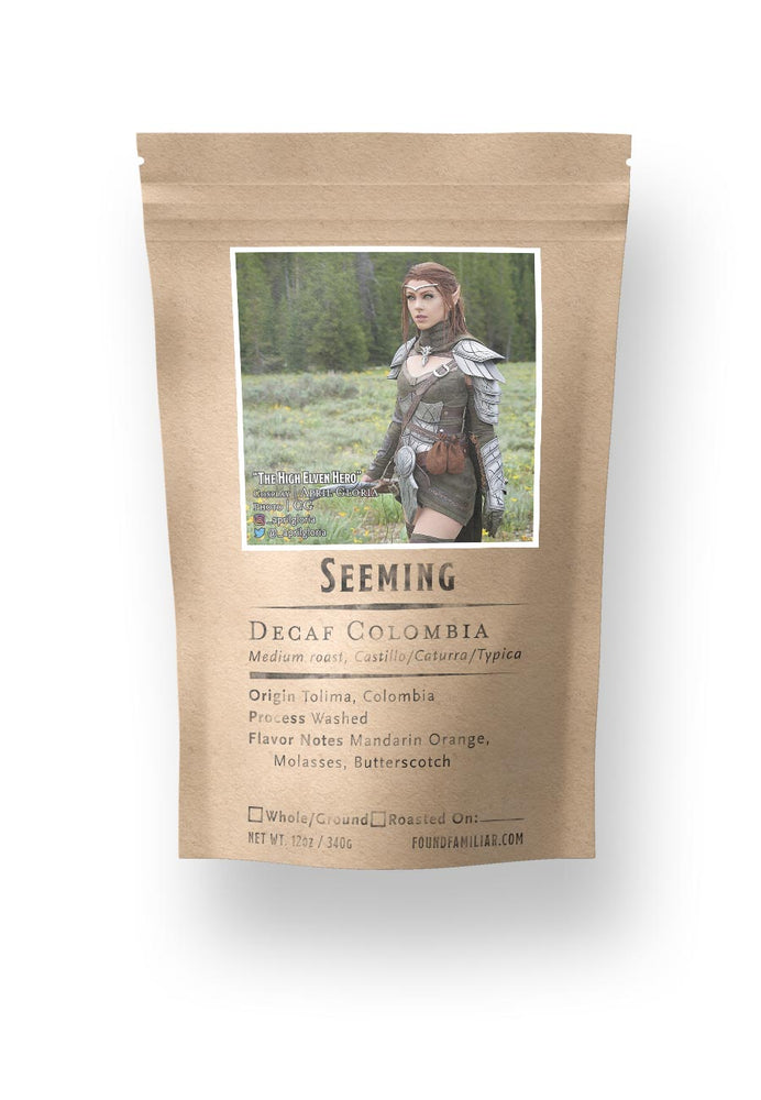 Seeming | Decaf Colombia