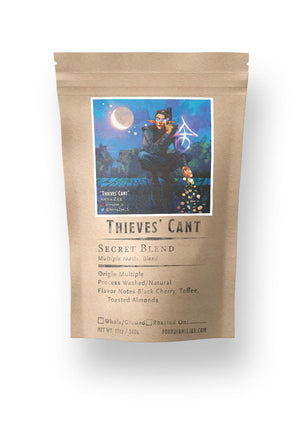 Thieves' Cant - Secret Blend