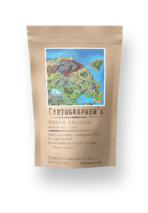 Load image into Gallery viewer, Cartographer's - Deven Rue's South America Blend