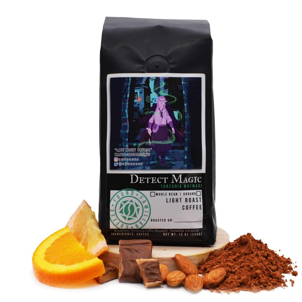 Detect Magic - Tanzania Mutwari | 12oz/340g