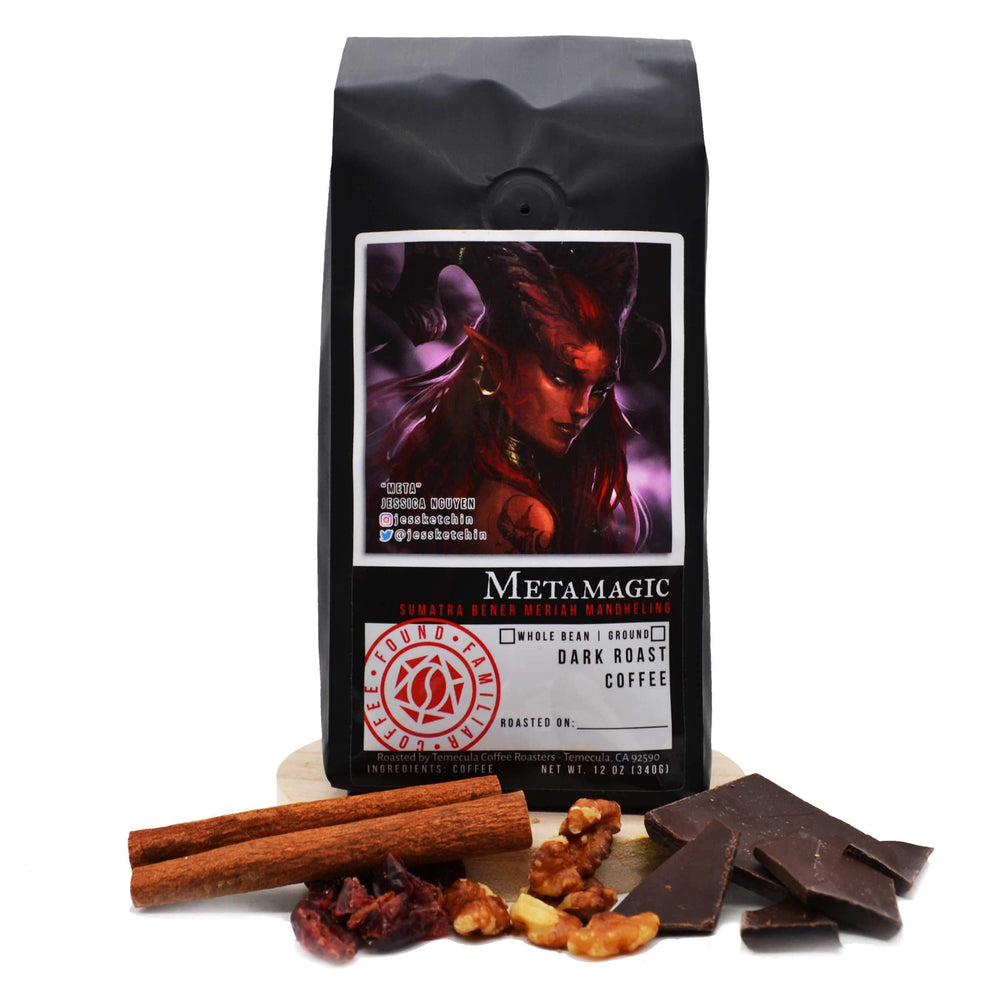Metamagic - Sumatra Bener Meriah Mandheling Gr1 | 12oz/340g - Coffee - Found Familiar