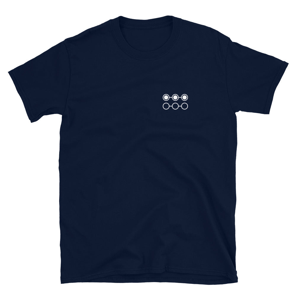 "Load image into Gallery viewer, ""Saving Throw Dots"" Tee"