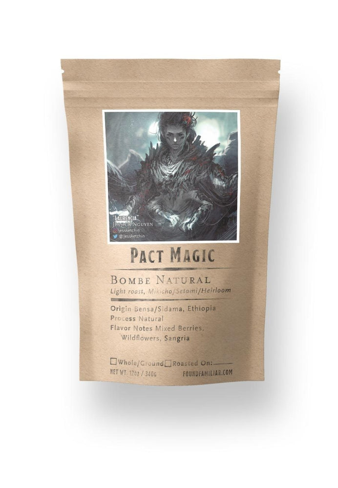 Pact Magic - Ethiopia Bombe Natural | 12Oz/340G Coffee