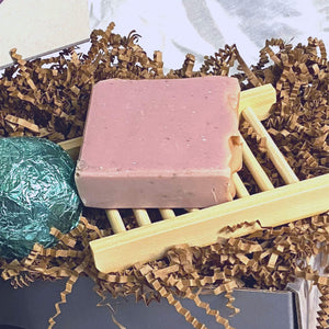 Pure Skin Bamboo Soap Saver