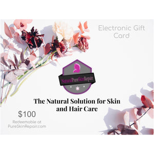 Pure Skin Gift Card $100.00 USD Gift Card